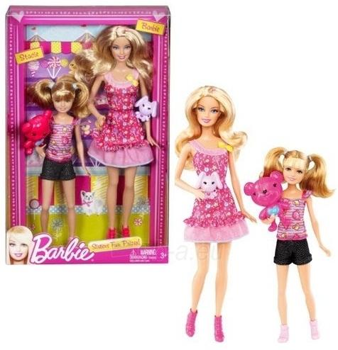 X9068 / X8401 Mattel Barbie and Stacie Paveikslėlis 1 iš 1 250710900661
