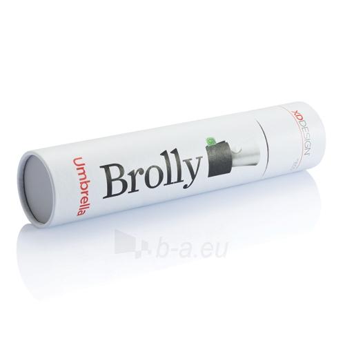 XD Desing Ekologiškas skėtis Brolly, balta rankena Paveikslėlis 5 iš 6 30101500004