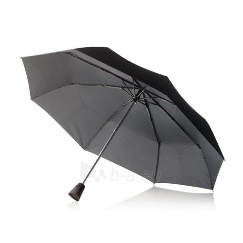 XD Desing Ekologiškas skėtis Brolly, juoda rankena Paveikslėlis 1 iš 6 30101500005