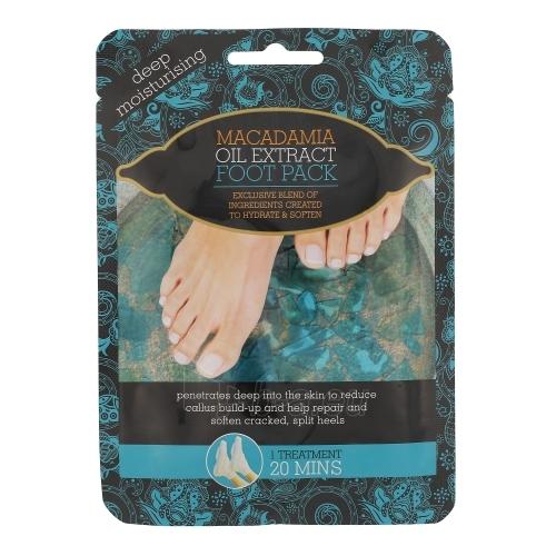 Xpel Macadamia Oil Extract Foot Pack Cosmetic 1ks Paveikslėlis 1 iš 1 310820067378