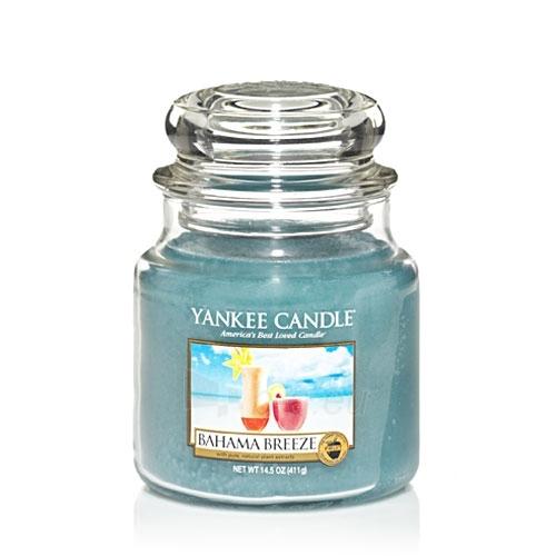 """Yankee Candle kvepianti žvakė """"Bahama Breeze"""", 411 g. Paveikslėlis 1 iš 3 30119400005"""