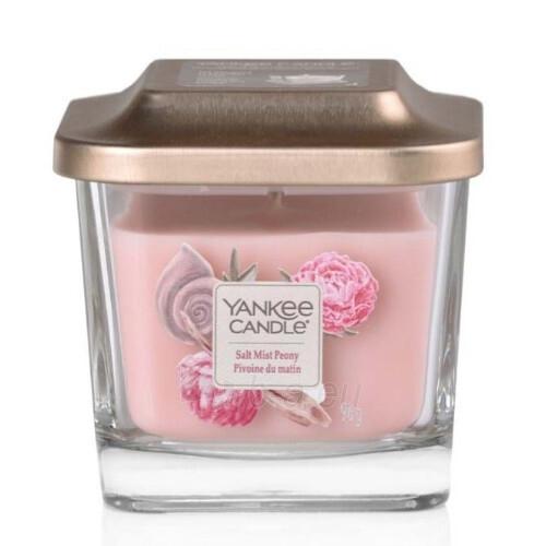 Yankee Candle Small aromatic candle Elevation Salt Mist Peony 96 g Paveikslėlis 1 iš 1 310820209201