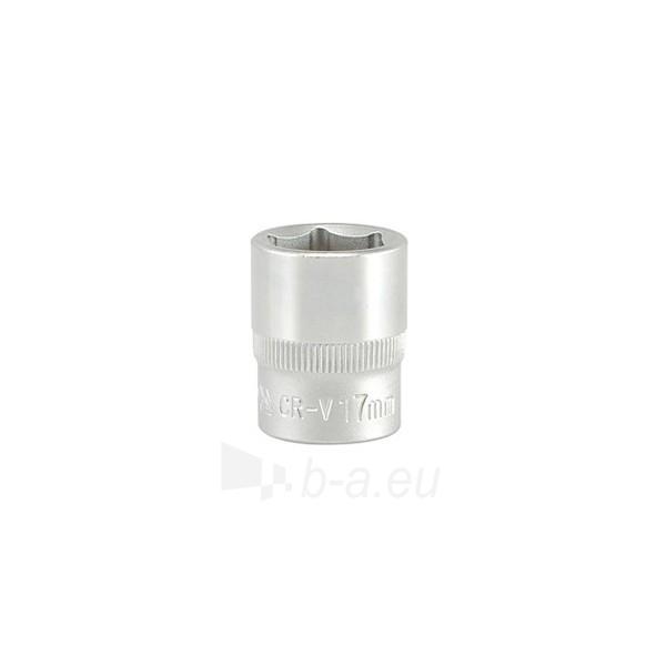 YATO Galvutė 3/8'' 17 mm Paveikslėlis 1 iš 1 300458000467