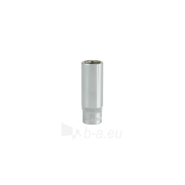 YATO Galvutė ilga 3/8'' 16 mm Paveikslėlis 1 iš 1 300458000492