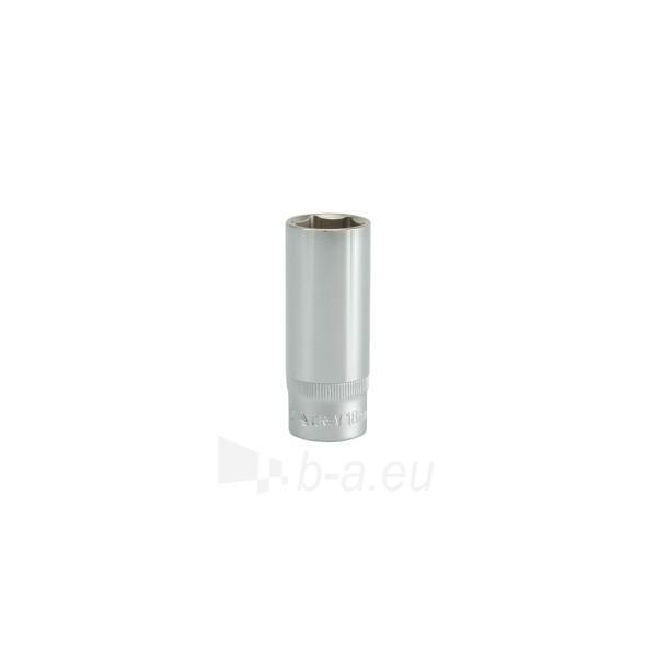 YATO Galvutė ilga 3/8'' 18 mm Paveikslėlis 1 iš 1 300458000494