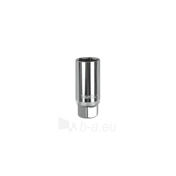 YATO Galvutė žvakėms 3/8'' 16 mm Paveikslėlis 1 iš 1 300458000503