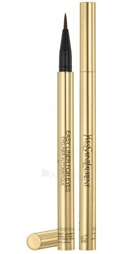 Yves Saint Laurent Easy Liner For Eyes Brown 0,6ml (pažeista pakuotė) Paveikslėlis 1 iš 1 2508713000120