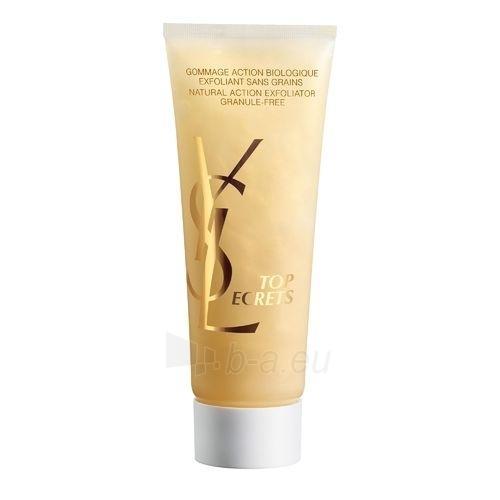 Yves Saint Laurent Top Secrets Exfoliator Cosmetic 75ml (tester) Paveikslėlis 1 iš 1 250850200708