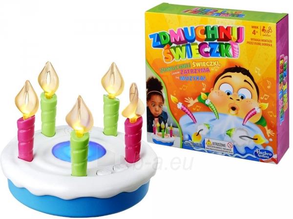 """Žaidimas """"Užpūsk žvakes"""" Paveikslėlis 1 iš 1 310820252718"""