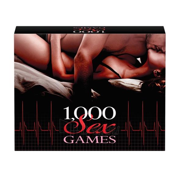 Žaidimas KHEPER GAMES - 1000 SEX GAMES Paveikslėlis 1 iš 2 310820046651