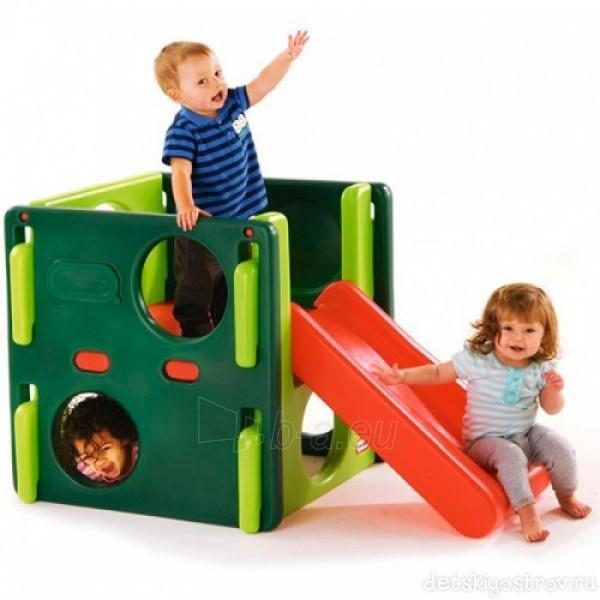 Žaidimų aikštelė | Junior Activity Gym | Little tikes Paveikslėlis 1 iš 5 310820166780