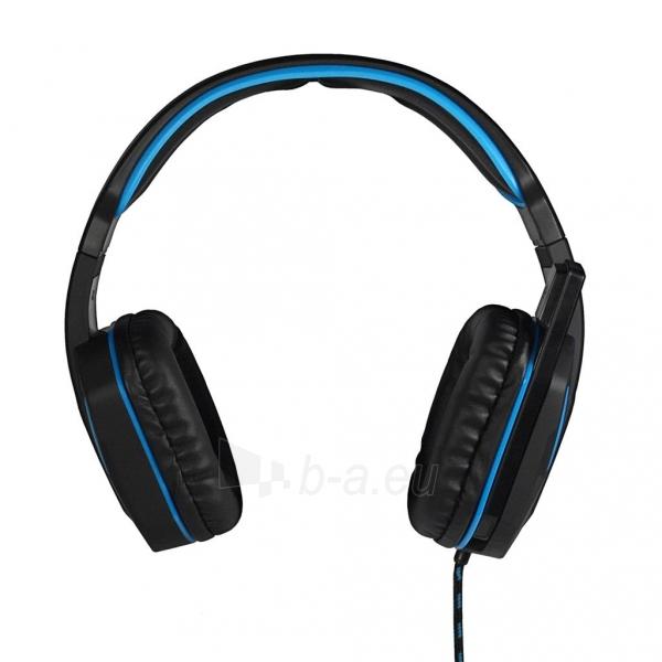 Žaidimų ausinės ART X1 su mikrofonu Paveikslėlis 9 iš 10 250255091258