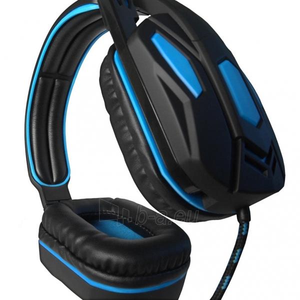 Žaidimų ausinės ART X1 su mikrofonu Paveikslėlis 7 iš 10 250255091258
