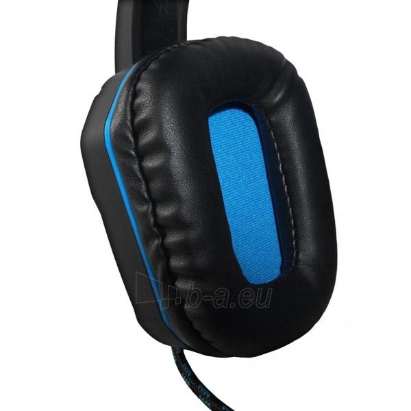 Žaidimų ausinės ART X1 su mikrofonu Paveikslėlis 6 iš 10 250255091258