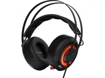 Žaidimų ausinės SteelSeries Siberia 650 Black Paveikslėlis 1 iš 1 310820002294