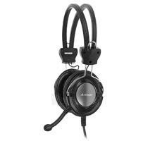 Žaidimų ausinės su mikrofonu A4-Tech HS-19-1 Paveikslėlis 2 iš 4 250255090948