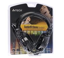 Žaidimų ausinės su mikrofonu A4-Tech HS-19-1 Paveikslėlis 4 iš 4 250255090948