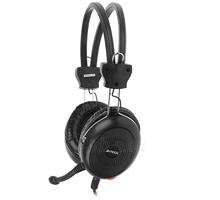 Žaidimų ausinės su mikrofonu A4-Tech HS-30 Paveikslėlis 2 iš 4 250255090949