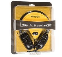 Žaidimų ausinės su mikrofonu A4-Tech HS-30 Paveikslėlis 4 iš 4 250255090949