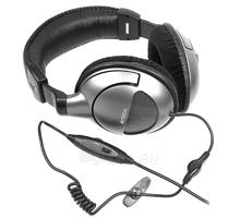 Žaidimų ausinės su mikrofonu A4-Tech HS-800 Paveikslėlis 3 iš 4 250255091014