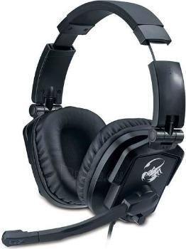 Žaidimų ausinės su mikrofonu Genius HS-G550 Paveikslėlis 1 iš 3 250255090957