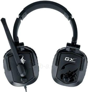 Žaidimų ausinės su mikrofonu Genius HS-G550 Paveikslėlis 3 iš 3 250255090957