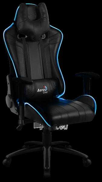 Žaidimų kėdė Aerocool AC-120 AIR RGB / Juoda Paveikslėlis 8 iš 15 310820172989