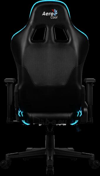 Žaidimų kėdė Aerocool AC-220 AIR RGB / Juoda Paveikslėlis 3 iš 15 310820174126