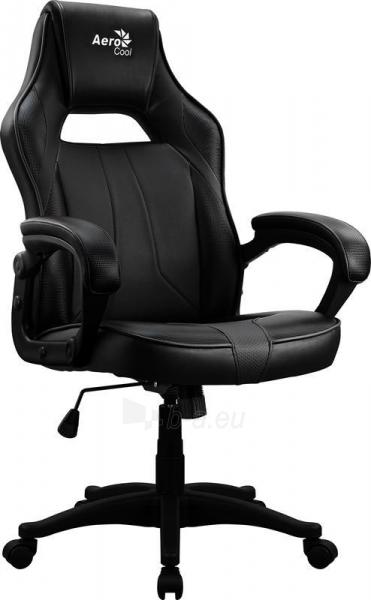 Žaidimų kėdė Aerocool AC-40C AIR Juoda Paveikslėlis 1 iš 6 310820172995