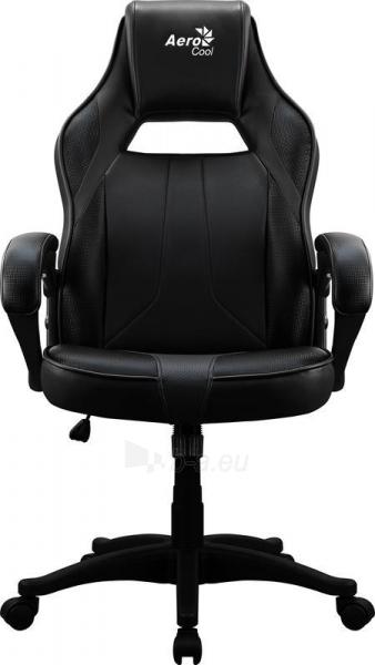 Žaidimų kėdė Aerocool AC-40C AIR Juoda Paveikslėlis 3 iš 6 310820172995