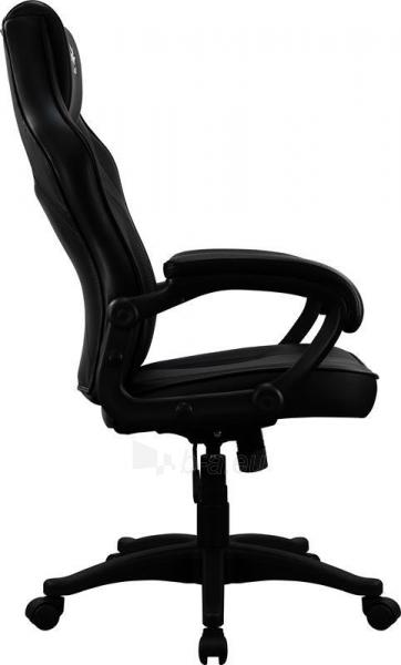 Žaidimų kėdė Aerocool AC-40C AIR Juoda Paveikslėlis 4 iš 6 310820172995
