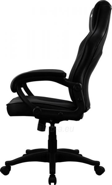 Žaidimų kėdė Aerocool AC-40C AIR Juoda Paveikslėlis 6 iš 6 310820172995