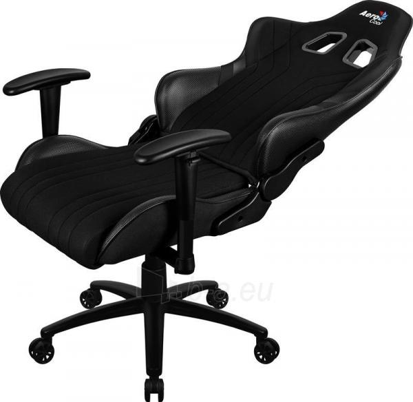 Žaidimų kėdė Aerocool AERO 1 Alpha Juoda Paveikslėlis 2 iš 9 310820172987