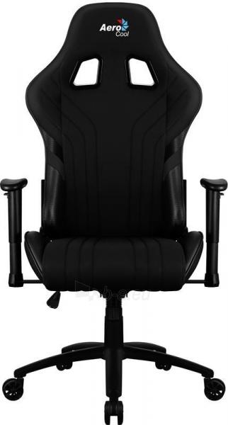 Žaidimų kėdė Aerocool AERO 1 Alpha Juoda Paveikslėlis 3 iš 9 310820172987