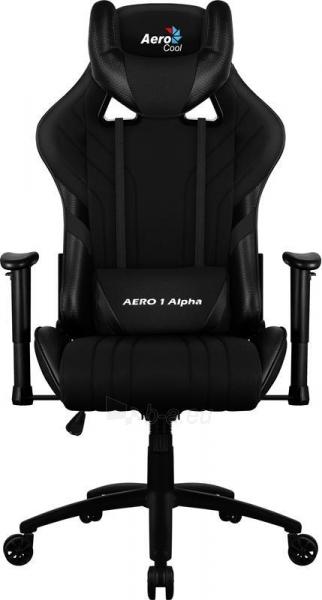Žaidimų kėdė Aerocool AERO 1 Alpha Juoda Paveikslėlis 4 iš 9 310820172987