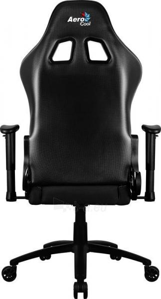 Žaidimų kėdė Aerocool AERO 1 Alpha Juoda Paveikslėlis 9 iš 9 310820172987