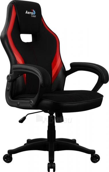 Žaidimų kėdė Aerocool AERO 2 Alpha Juoda/Raudona Paveikslėlis 1 iš 6 310820172988
