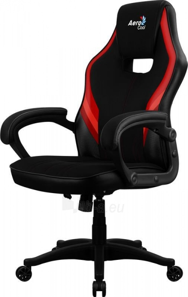 Žaidimų kėdė Aerocool AERO 2 Alpha Juoda/Raudona Paveikslėlis 5 iš 6 310820172988