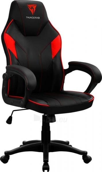 Žaidimų kėdė Aerocool THUNDER3X EC1 AIR Juoda/Raudona Paveikslėlis 1 iš 7 310820173021