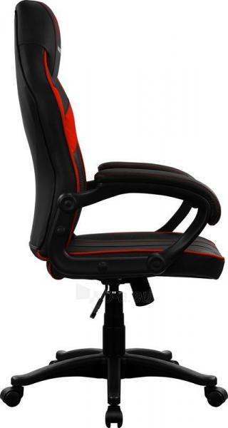Žaidimų kėdė Aerocool THUNDER3X EC1 AIR Juoda/Raudona Paveikslėlis 4 iš 7 310820173021