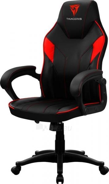 Žaidimų kėdė Aerocool THUNDER3X EC1 AIR Juoda/Raudona Paveikslėlis 6 iš 7 310820173021