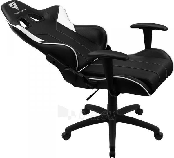 Žaidimų kėdė Aerocool THUNDER3X EC3 AIR Juoda/Balta Paveikslėlis 2 iš 9 310820174130