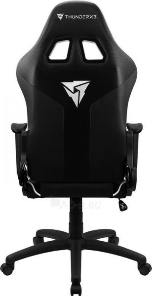 Žaidimų kėdė Aerocool THUNDER3X EC3 AIR Juoda/Balta Paveikslėlis 3 iš 9 310820174130
