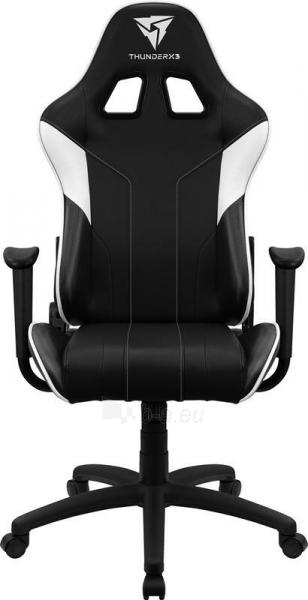 Žaidimų kėdė Aerocool THUNDER3X EC3 AIR Juoda/Balta Paveikslėlis 4 iš 9 310820174130