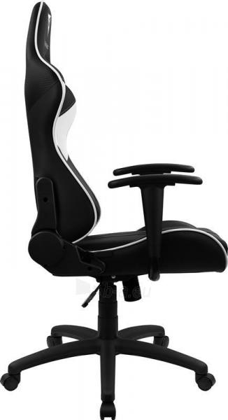 Žaidimų kėdė Aerocool THUNDER3X EC3 AIR Juoda/Balta Paveikslėlis 6 iš 9 310820174130