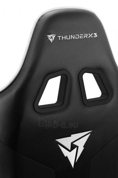 Žaidimų kėdė Aerocool THUNDER3X EC3 AIR Juoda/Balta Paveikslėlis 7 iš 9 310820174130