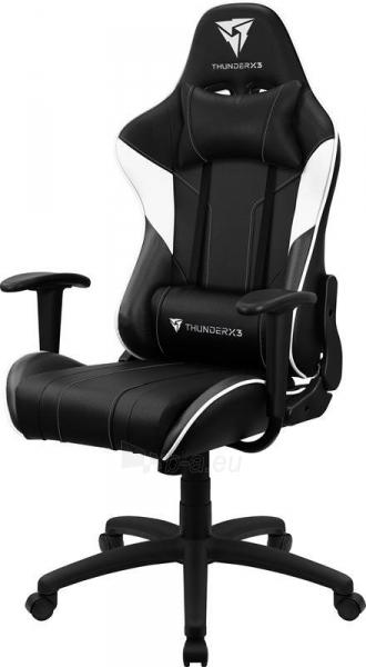 Žaidimų kėdė Aerocool THUNDER3X EC3 AIR Juoda/Balta Paveikslėlis 8 iš 9 310820174130