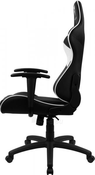 Žaidimų kėdė Aerocool THUNDER3X EC3 AIR Juoda/Balta Paveikslėlis 9 iš 9 310820174130