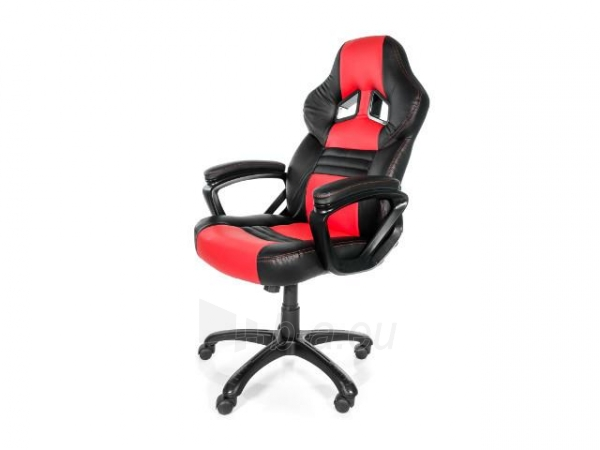 Žaidimų kėdė Arozzi Monza - raudona Paveikslėlis 1 iš 9 310820044095