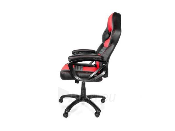 Žaidimų kėdė Arozzi Monza - raudona Paveikslėlis 2 iš 9 310820044095